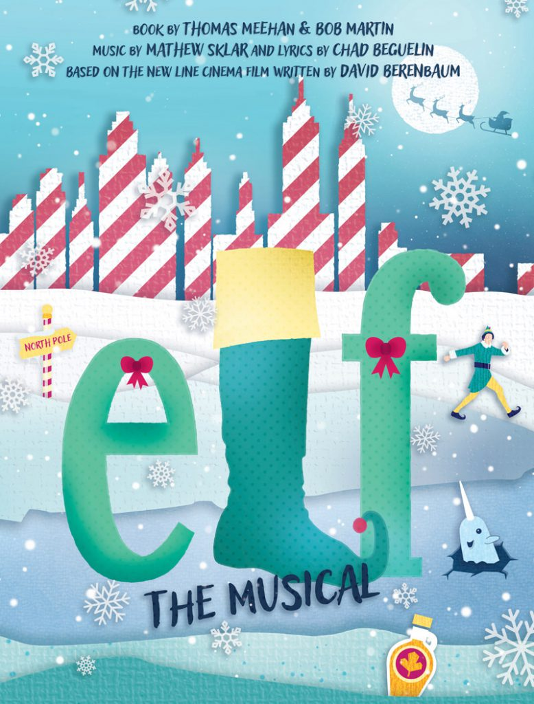 Making an Elf: How a Persephone Theatre holiday musical comes to life