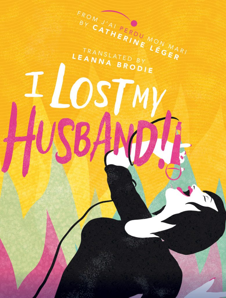 I Lost My Husband!