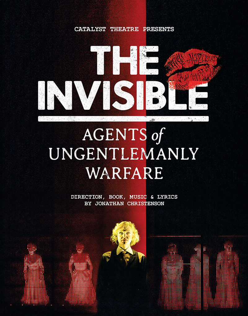 The Invisible – Agents of Ungentlemanly Warfare