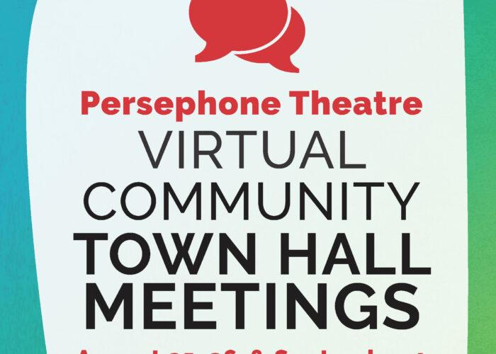 PERSEPHONE'S VIRTUAL COMMUNITY TOWN HALLS