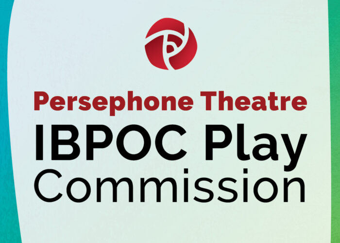 IBPoC New Play Commission Selection